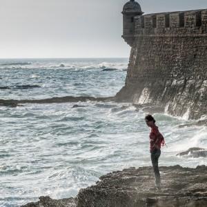 Girl in Cadiz